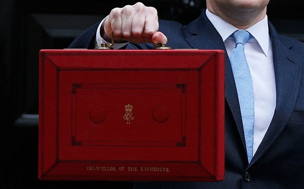 George Osborne drops pension bombshell in Budget