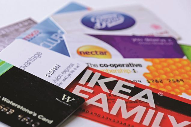Consumers fail to claim £1.3 billion of loyalty card points in the UK