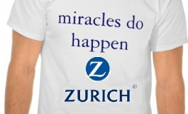Miracles do happen... Zurich pays 100% of income protection claims