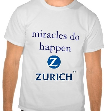 Miracles do happen… Zurich pays 100% of income protection claims