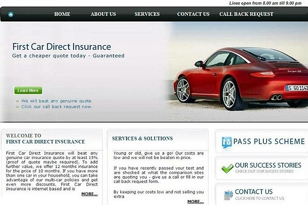 First Car Direct Insurance