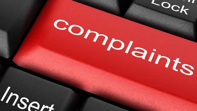 The FCA addresses consumer complaints