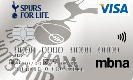 MBNA remain the Spurs official UK Credit Card Partner