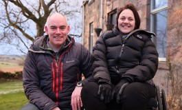 Nikki Thornley, named fourth family to benefit from Seven Families project