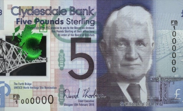 First Fully Polymer Banknotes Enters Circulation