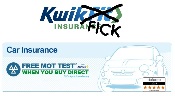 How to End Your Fight with Car Insurance Incompetence – Kwik Fit vrs The Complaining Cow