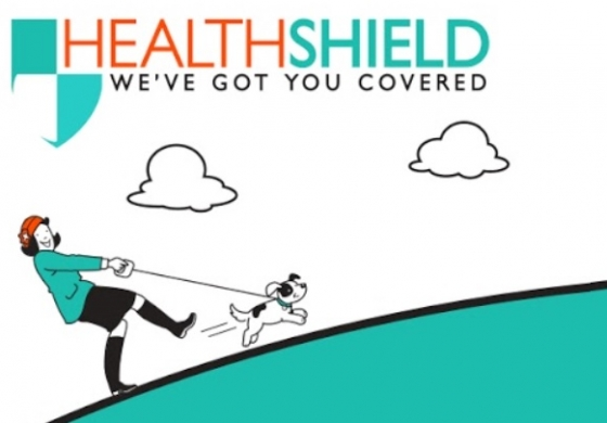 Health Shield paid 97% of all health cash plans claims during 2015